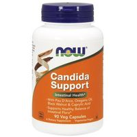 Kapsułki Now Foods Candida Support (Candida Clear) 90 kaps.