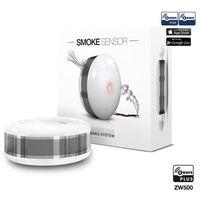 Fibaro smoke sensor2 - czujnik dymu z-wave marki Somfy