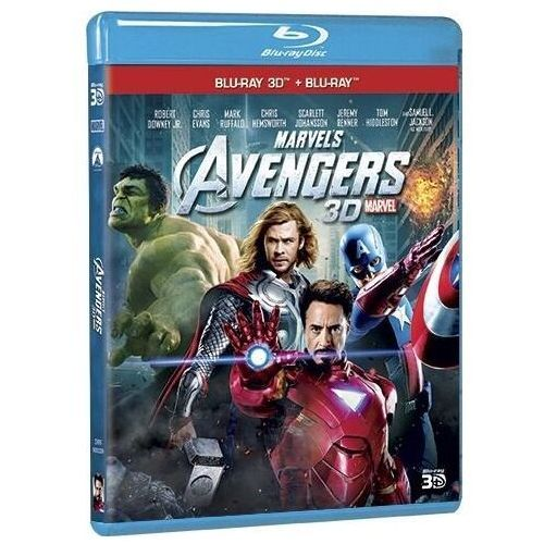 Galapagos Avengers (2bd 3 - d) (7321917502399)