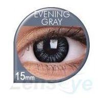 Maxvue vision Big eyes, 2szt. - evening gray + gratis płyn