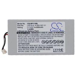 Cameron sino Sony psp go / lip1412 930mah 3.44wh li-ion 3.7v ()
