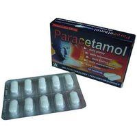 Paracetamol 500mg - przeciwbólowy i przeciwgorączkowy 10 tabl.