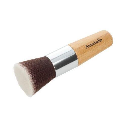 Annabelle minerals - pędzel flat top (5902596579999)