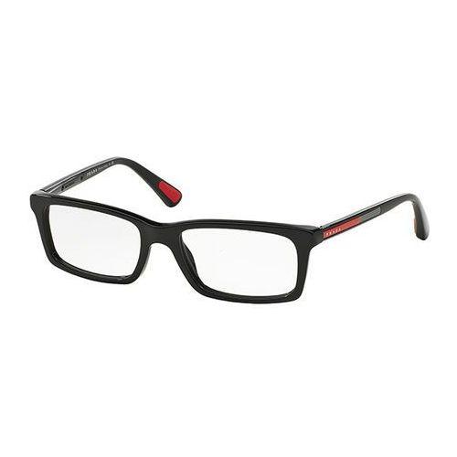 Okulary korekcyjne ps02cv 1ab1o1 Prada linea rossa