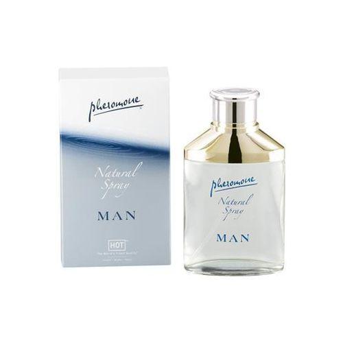 0d0f40aec8c238 Feromony dla Mężczyzn Hot Man Pheromone Spray 50ml