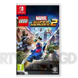 Lego marvel super heroes 2 pl switch marki Wb games