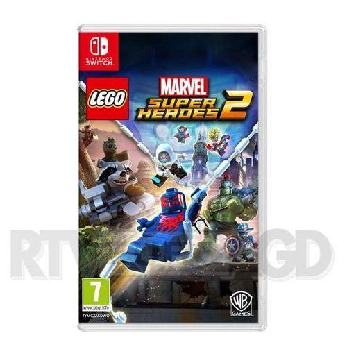 Lego marvel super heroes 2 pl switch marki Wb games