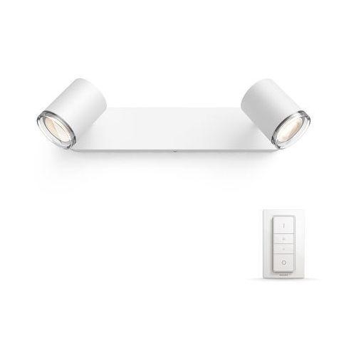 Philips 3436031p7 Led Oświetlenie Punktowe Hue Adore Led2x55w230v 3436031p7 Ocena Produktu