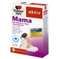 Kapsułki DOPPELHERZ AKTIV Mama Dla kobiet w ciąży i karmiących x 60 kapsułek