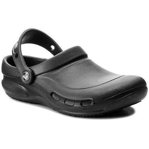 Crocs Klapki - bistro 10075 black