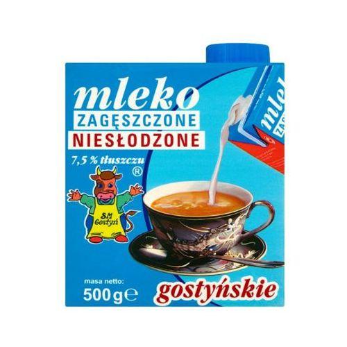 Gostyń 500g 7,5% mleko zagęszczone niesłodzone Sm gostyń