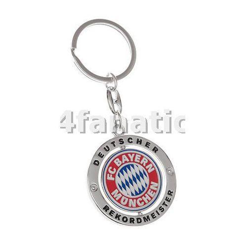 brelok metalowy Bayern Monachium FB