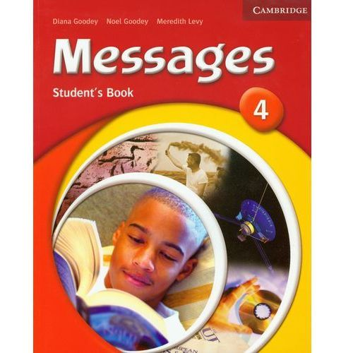 Messages 4 Student's Book (144 str.)