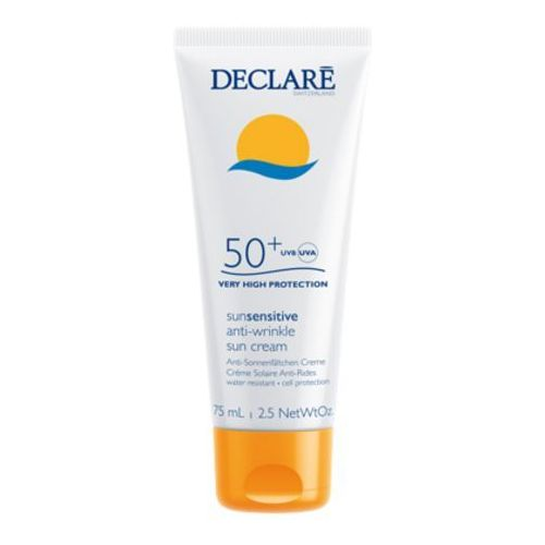 Declaré sun sensitive anti-wrinkle sun cream spf 50+ przeciwzmarszczkowy krem spf 50+ (741) Declare - Promocyjna cena