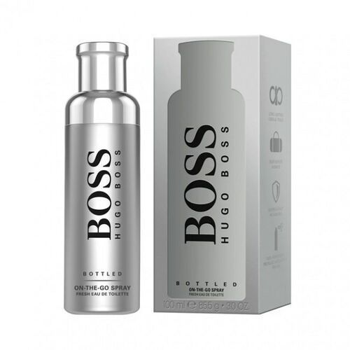 Boss bottled on-the-go woda toaletowa 100 ml dla mężczyzn Hugo boss