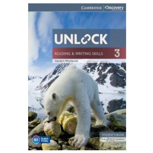 Unlock: Reading & Writing Skills 3. Podręcznik + Online Workbook, Cambridge University Press