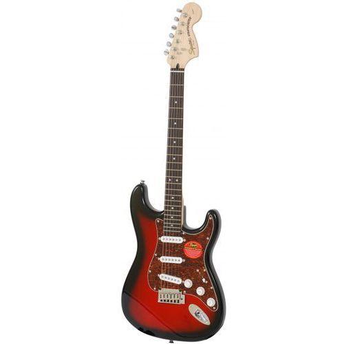 squier standard stratocaster rw atb gitara elektryczna marki Fender