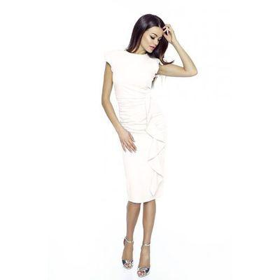 366bd3ca93 suknie sukienki sukienka irys bez w kwiaty Kartes Moda ceny