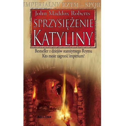 Sprzysiężenie Katyliny - ebook