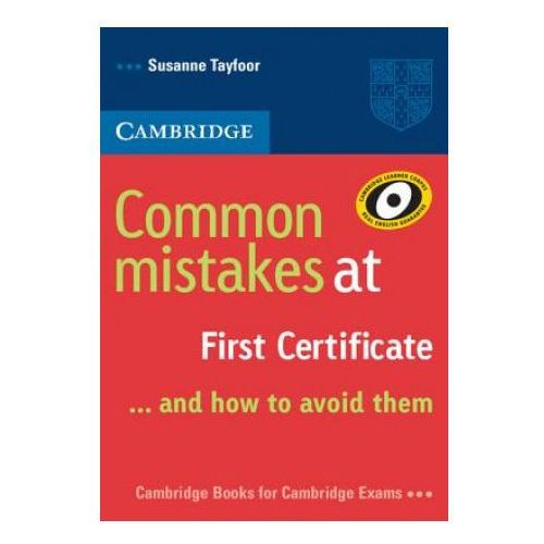 Cambridge Common Mistakes At First Certificate (64 str.)