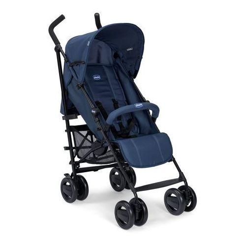 wózek spacerowy z pałąkiem london up blue marki Chicco