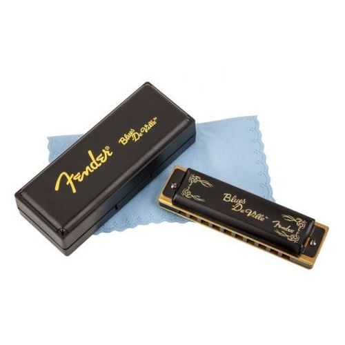 Fender blues deville harmonica, key of e harmonijka