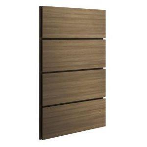 Plan Panel ścienny boards wood, dąb ciemny