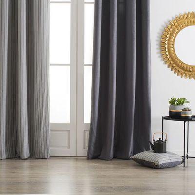 zas ona natasza 1 szt br zowy marki bonprix ceny opinie i recenzje w kategorii zas ony. Black Bedroom Furniture Sets. Home Design Ideas