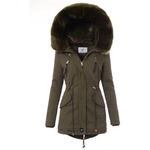 Damska kurtka zimowa, zimowa