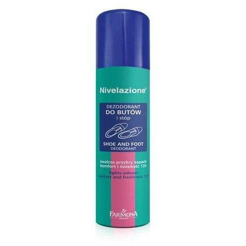 Farmona Nivelazione Nivelazione dezodorant do nóg i butów (Fights Odours Comfort and Freshness 12h) 150 ml