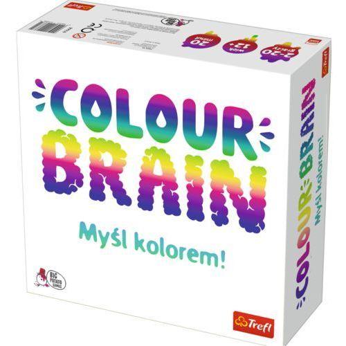 Trefl Gra colour brain myśl kolorem! +darmowa dostawa przy płatności kup z twisto