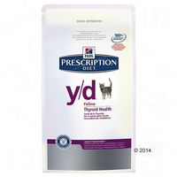 Hill´s Prescription Diet Feline y/d - 2 x 5 kg