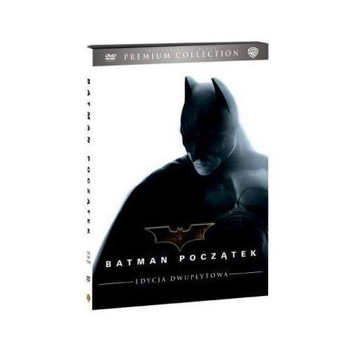 Galapagos films / warner bros. home video Batman początek premium collection