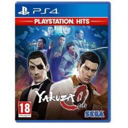 Yakuza Zero The Oath's Place (PS4)