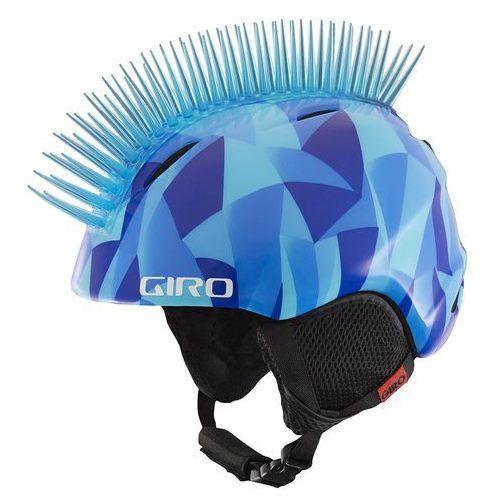 Giro kask narciarski launch plus blue icehawk s (52-55,5 cm)