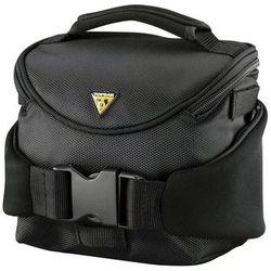 Torba rowerowa na kierownicĘ topeak compact handle bar bag czarny