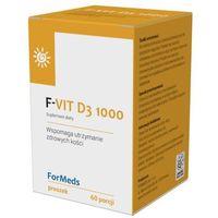 Proszek ForMeds F-VIT D 1000 60 porcji, proszek