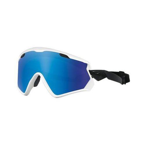 Gogle narciarskie oakley oo7072 wind jacket 2.0 707203 Oakley goggles