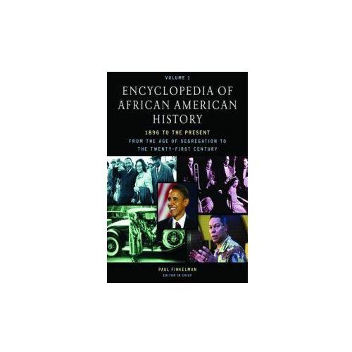 Encyclopedia of African American History: 5-Volume Set