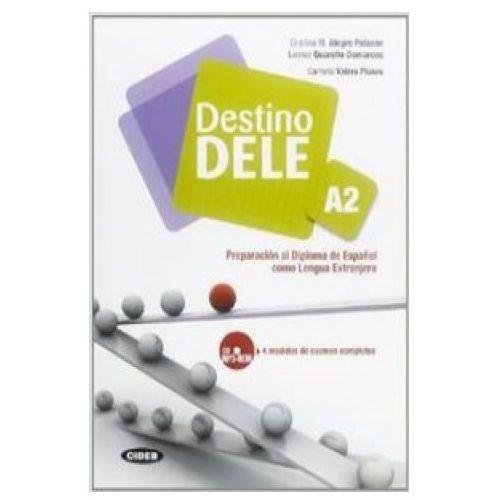 DESTINO DELE A2+CDR (Książka) (2012)