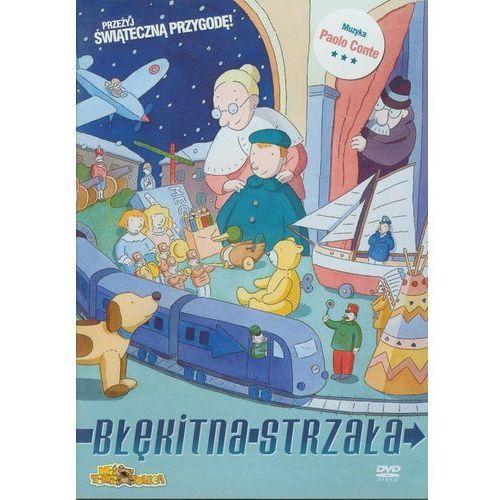 Błękitna strzała - jak zabawki uratowały święta Filmostrada