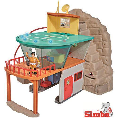 Simba Strazak sam stacja ratownictwa górskiego - toys. darmowa dostawa do kiosku ruchu od 24,99zł (4006592007737)