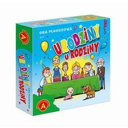 Gra urodziny u rodziny big +darmowa dostawa przy płatności kup z twisto marki Alexander