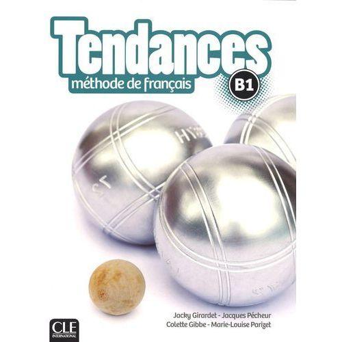 Tendances B1 Podręcznik + DVD (9782090385311)