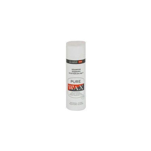 wax tricho szampon wzmacniający przeciw wypadaniu włosów