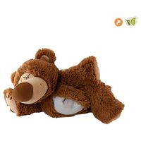 Warmies beddy bears termofor sleepy bear brązowy (wyjmowany) (4260101891839)