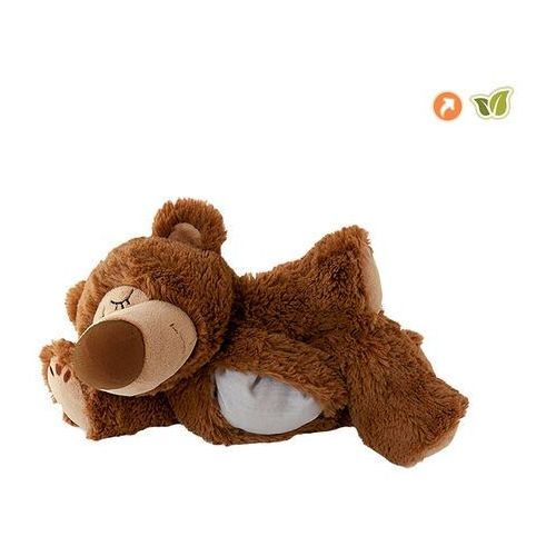 Warmies beddy bears termofor sleepy bear brązowy (wyjmowany)