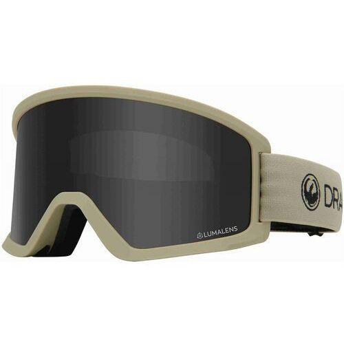 Gogle snowboardowe - dr dx3 otg base taupe lldksmk (272) marki Dragon