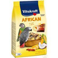 Vitakraft african dla dużych papug afrykańskich 750g