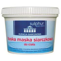 Pozostałe kosmetyki do ciała Sulphur kosmetyki z uzdrowisk sklep.esanatoria.eu